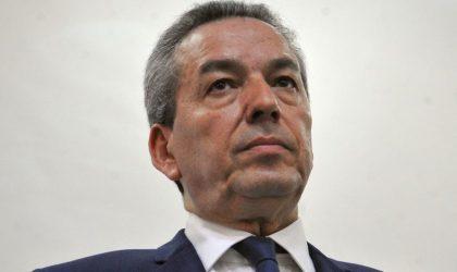 Audition d'ex-ministres par le juge : les précisions d'Amara Benyounès