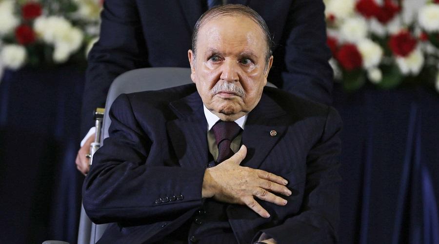 Bouteflika déchus