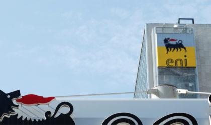Sonatrach et ENI signent deux accords dans le domaine gazier
