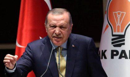 Erdogan ouvre un camp à Istanbul pour endoctriner les jeunes Algériens