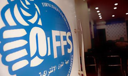 Crise politique : le FFS rencontre plusieurs personnalités nationales