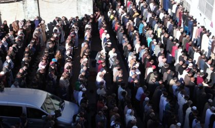 Salafistes à l'affût