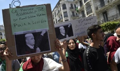 La mort de Kamel-Eddine Fekhar risque d'enflammer le M'zab à nouveau
