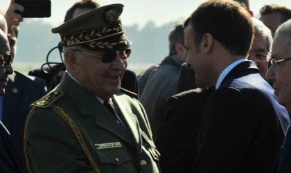 La France ouvre les hostilités contre Gaïd-Salah : première charge via l'AFP