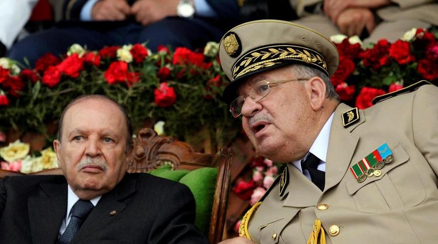 Gaïd-Salah Bouteflika financement