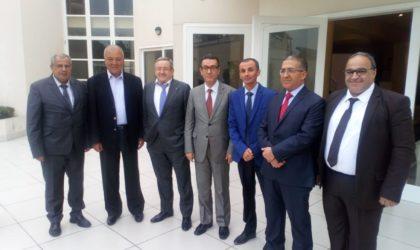 Sonatrach place le partenariat au centre de sa stratégie de développement