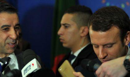 Macron et les oligarques algériens : la presse française étouffe un scandale
