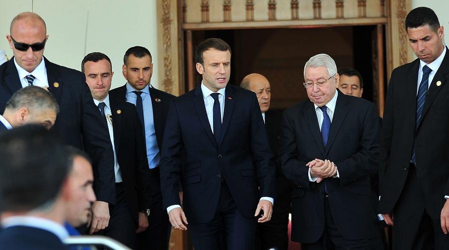 Macron Le Monde