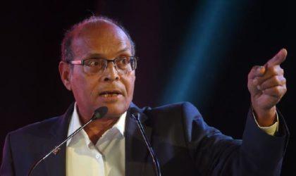 Pourquoi le Tunisien Moncef Marzouki règle ses comptes avec Bouteflika
