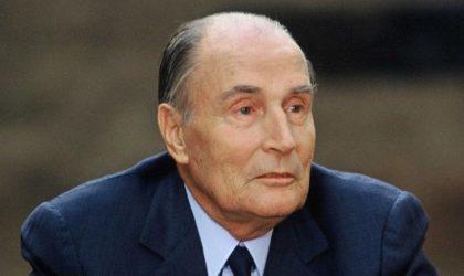 La révélation sur la DGSE qui explique la lune de miel entre Mitterrand et le FIS