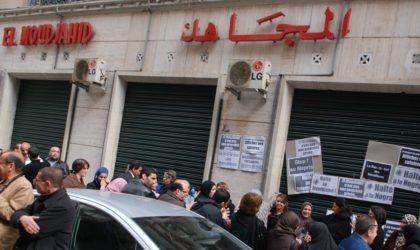 Le journal gouvernemental El Moudjahid s'en prend à ceux qui rejettent la présidentielle du 4 juillet