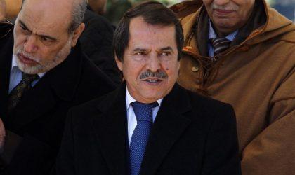 Selon un média arabe : l'autre frère de l'ex-Président Nacer Bouteflika limogé