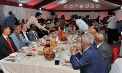 Ooredoo organise un iftar en l'honneur des médias
