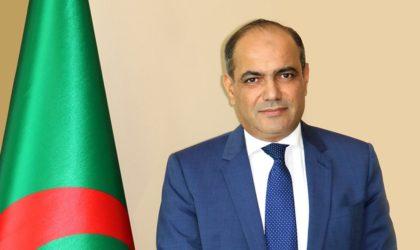 Déclaration de candidature de Hassen Khelifati à la présidence du FCE