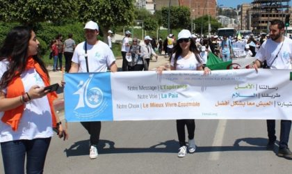 Le 16 mai, Journée internationale du vivre-ensemble en paix