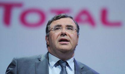 La France considère l'affaire du groupe Total comme un acte algérien hostile