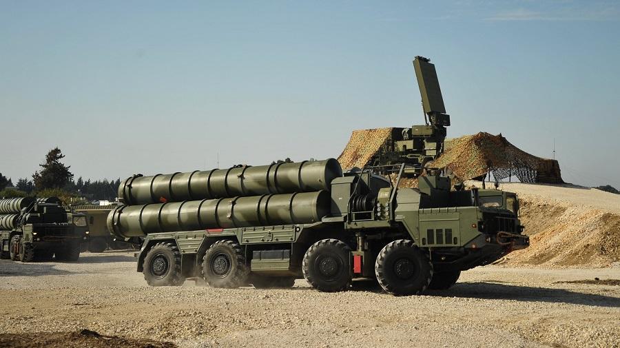 Russie S-400