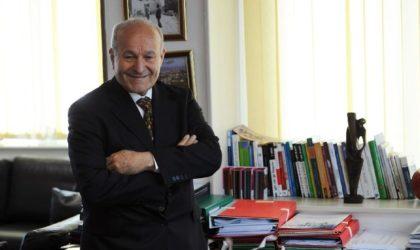 Issad Rebrab à Nicolas Beau : «J'ai des affaires en Suisse et je ne m'en cache pas