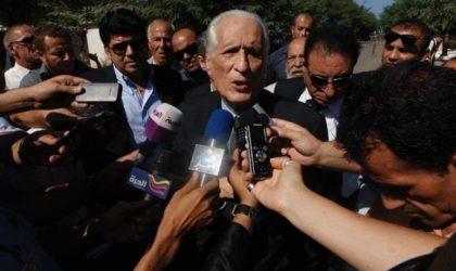 Selon des sources médiatiques : Taleb Ibrahimi entrerait en scène ce samedi