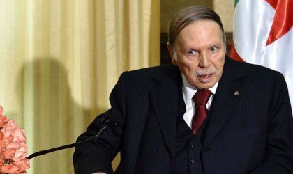 Abdelaziz Bouteflika sommé de quitter la résidence présidentielle de Zéralda