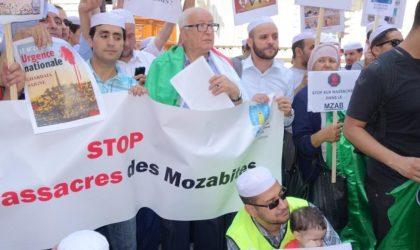 Le Collectif des Mozabites en Europe «exige» la libération de tous les prisonniers politiques