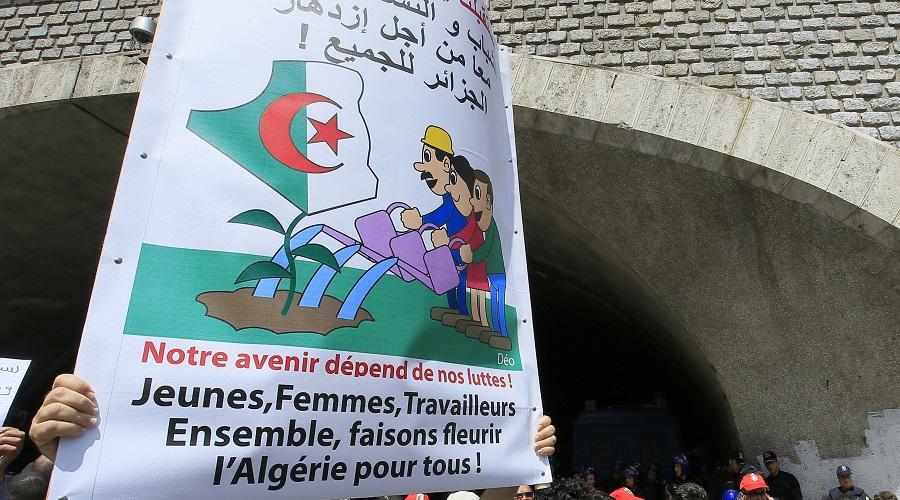 algérie absence