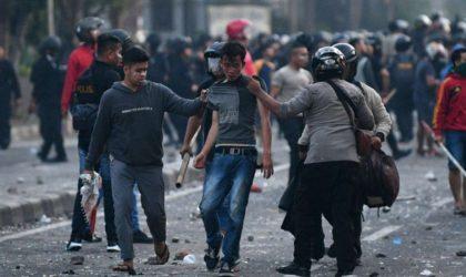 Indonésie : des affrontements post-électoraux font au moins six morts