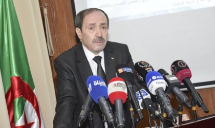 Belabed : «Toutes les mesures prises pour le bon déroulement des examens scolaires»
