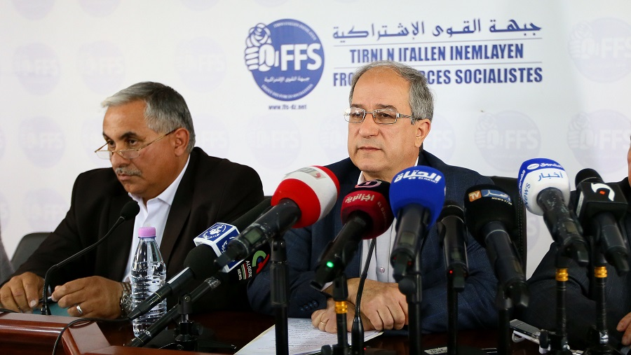 FFS premier secrétaire