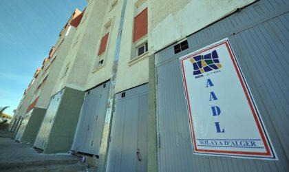 Logements AADL : alerte aux malfaçons, responsables absents