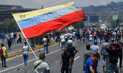 La tentative de coup d'Etat au Venezuela largement condamnée : appel au dialogue