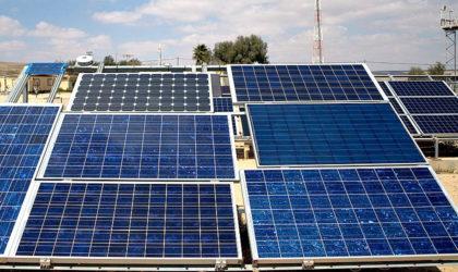 Lancement d'un programme de développement de l'énergie renouvelable au sud du pays
