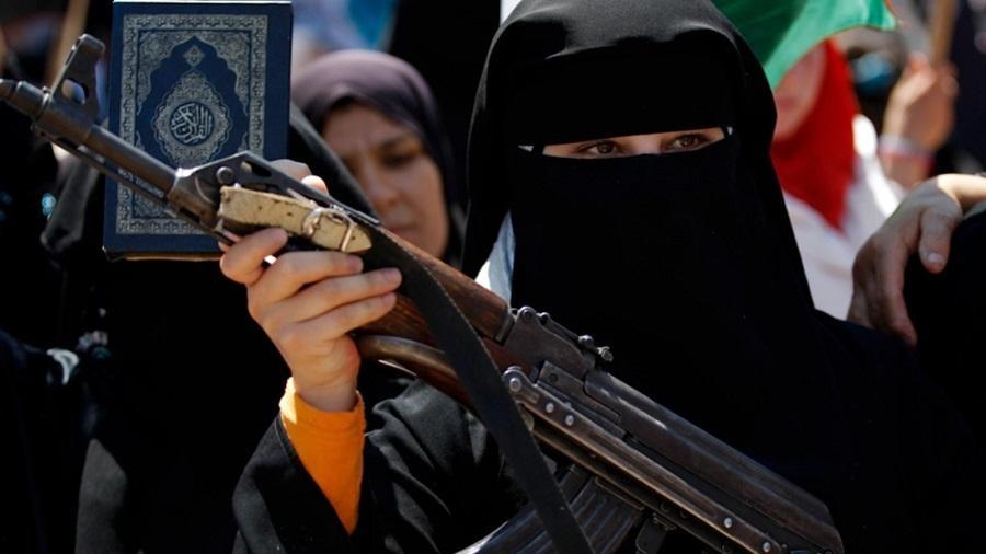 femmes Daech