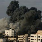 frappes Gaza