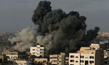 Gaza : la Russie appelle à une accalmie afin d'éviter une nouvelle escalade des tensions