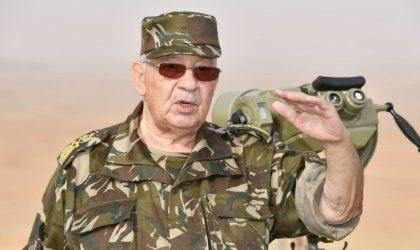 Les trois lectures possibles du discours du général Gaïd-Salah à Ouargla