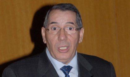 Boukrouh dénonce des «opportunistes» soutenus par des médias «complices»