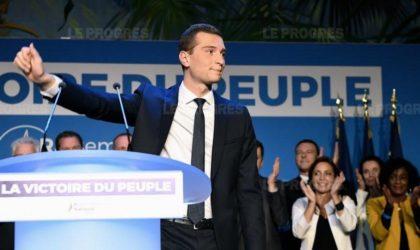 Européennes : le Rassemblement national en tête