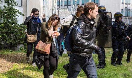 Quand la police de Macron sème la terreur dans un hôpital