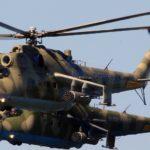 militaire hélicoptère crache Algérie