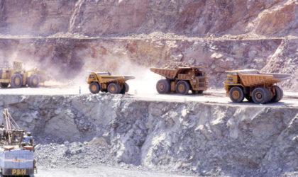 Mines et carrières : hausse de l'activité au quatrième trimestre 2018