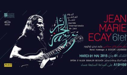 La Journée internationale du jazz célébrée à Alger