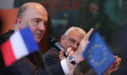 Le larbin Moscovici