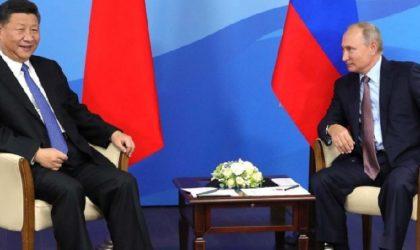 Chine – Etats-Unis : Pékin cherche le soutien de la Russie