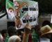 Les manifestants affluent massivement vers le centre d'Alger