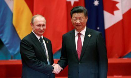 La Russie et la Chine musclent leur coopération économique et stratégique
