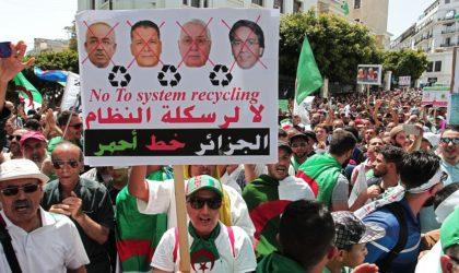 A propos de la révolution du 22 février: écrit-on sur la marge ?