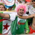 supporters algériens Egypte