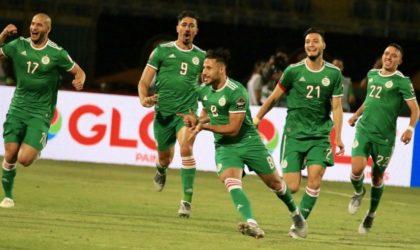 CAN-2019 : l'Algérie bat le Sénégal par 1 but à 0