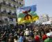 Répression des manifestants portant l'étendard amazigh à Alger